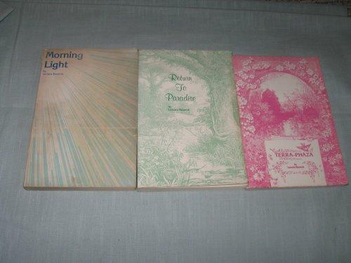 Eons of Time Trilogy Morning Light, Return to Paradise, Terra-Phaza By Lenora Boneck (Paperback ...