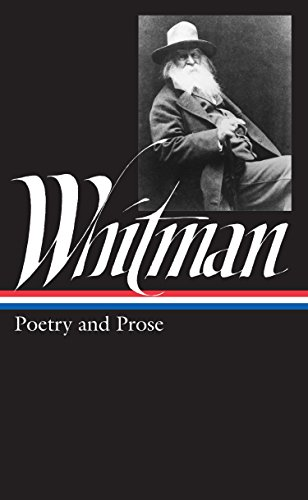 9780940450028: Whitman: Poetry and Prose (Library of America)