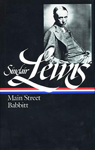 Main Street & Babbitt: Lewis, Sinclair; John