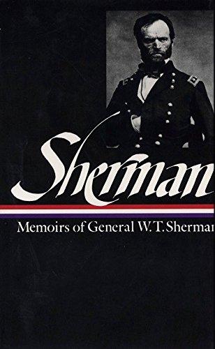 9780940450653: Memoirs of General W.T. Sherman (Library of America)