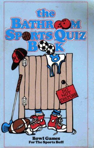 9780940462182: Bathroom Sports Quiz-16 Copy-Prepak