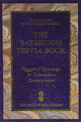 9780940462373: The Bathroom Trivia Book