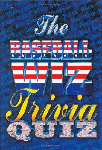 9780940462519: The Baseball Wiz Trivia Book