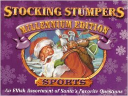 9780940462823: Stocking Stumpers Millennium Edition - Sports: An Elfish Assortment of Santa's Favorite Questions