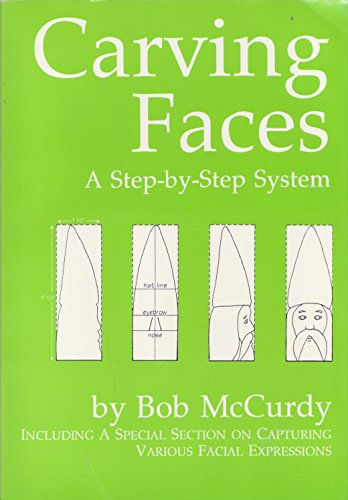 9780940473362: Carving Faces: A Step-By Step System
