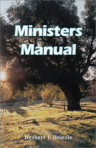 9780940480032: Ministers Manual