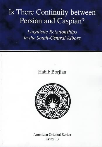 Is There Continuity between P. AOSE 13 Linguistic Relationships in the South-Central Alborz