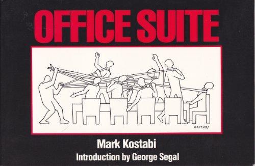 Office Suite [Paperback] [Jun 01, 1986] Kostabi,: Kostabi, Mark
