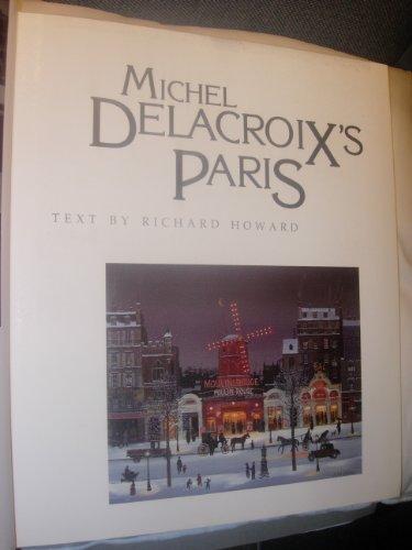 9780940577015: Michel Delacroix's Paris