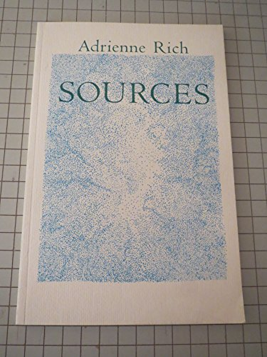 Sources (Signed Association Copy): Rich, Adrienne