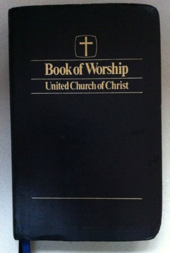 9780940615014: Book of Worship: United Church of Christ (Bwp)
