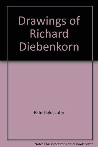 9780940619012: Drawings of Richard Diebenkorn