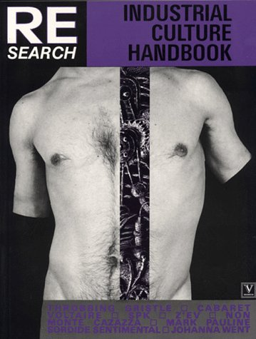 9780940642072: Industrial Culture Handbook (Re/Search)
