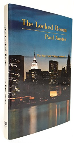 Signed) the Locked Room: Auster, Paul