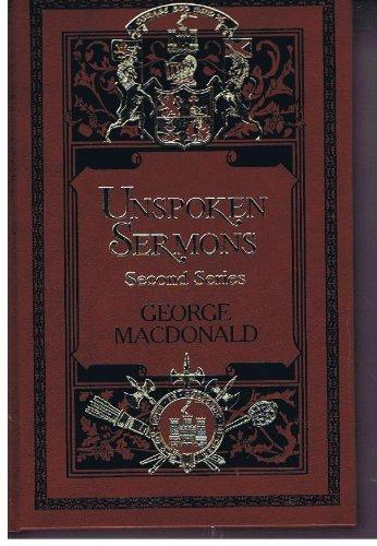 9780940652811: Unspoken Sermons, 2nd Series