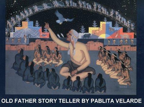 Old Father Story Teller: Velarde, Pablita