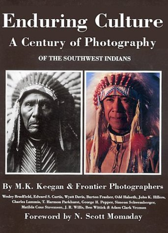 9780940666115: Enduring Culture: A Century of Photography of the Southwest Indians
