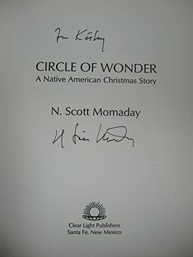 9780940666320: Circle of Wonder: A Native American Christmas Story