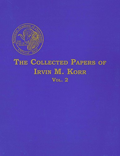 9780940668065: The Collected Papers of Irvin M. Korr: 2