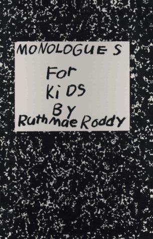 9780940669024: Monologues for Kids