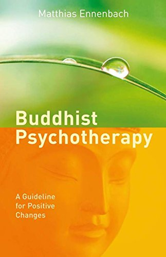 9780940676220: Buddhist Psychotherapy: A Guideline for Positive Changes