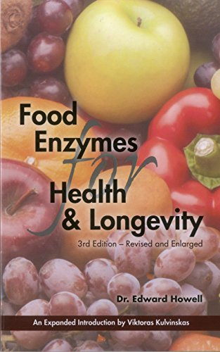 9780940676275: Food Enzymes for Health and Longevity