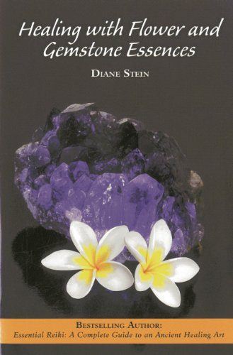 9780940676992: Healing with Flower and Gemstone Essences