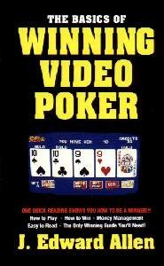 The Basics of Winning Video Poker