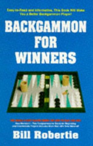 9780940685581: Backgammon for Winners