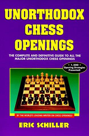 9780940685734: Unorthodox Chess Openings