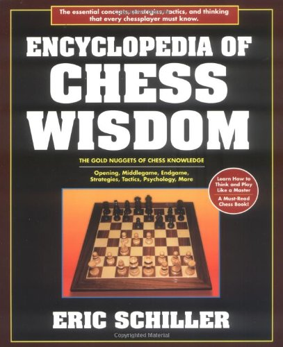9780940685932: Encyclopedia Of Chess Wisdom (Chess books)