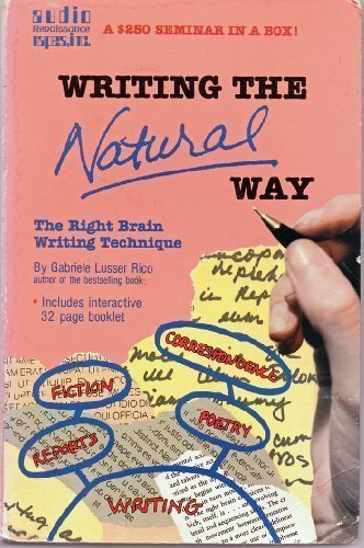 Writing the Natural Way: The Right Brain Writing Technique (0940687038) by Rico, Gabriele L.