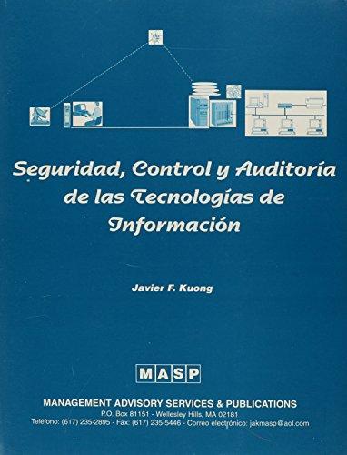 Seguridad, Control y Auditorma de las Tecnologmas: J. & Masp