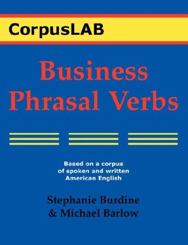 9780940753198: Business Phrasal Verbs (Corpuslab)
