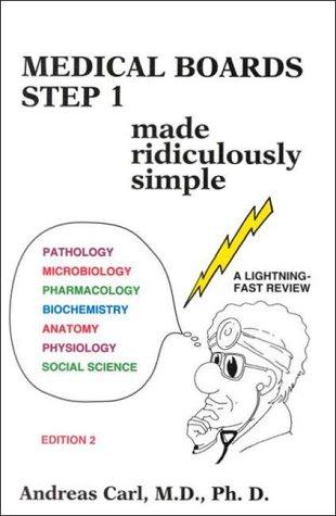 9780940780392: Medical Boards Step 1 (Medmaster Series)