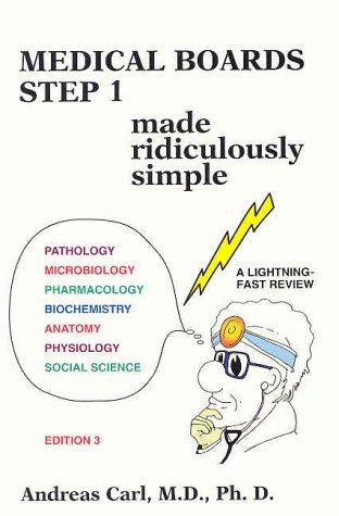 9780940780521: Medicine Boards Step 1