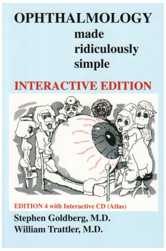 9780940780842: Ophthalmology Made Ridiculously Simple