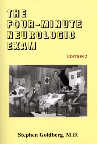 9780940780965: The Four-Minute Neurologic Exam (Made Ridiculously Simple)
