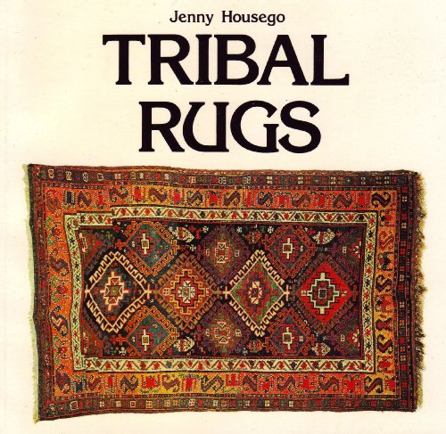 9780940793606: Tribal Rugs: An Introduction to the Weaving of the Tribes of Iran