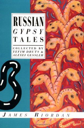 9780940793972: Russian Gypsy Tales (International Folk Tales Series)