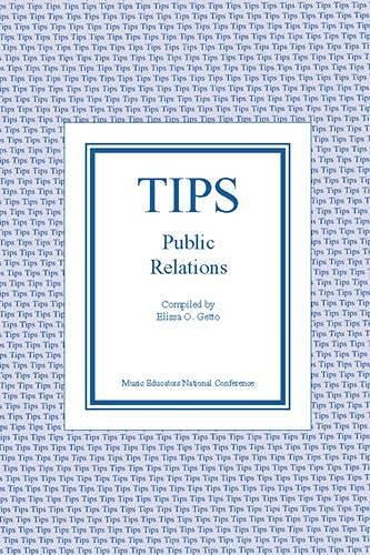 9780940796430: Tips: Public Relations (Tips Series)