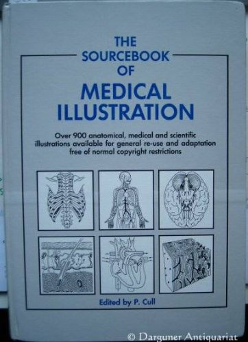 9780940813724: The Sourcebook of Medical Illustration: Over 900 Anatomical, Medical, and Scientific Illustrations Available for General Re-Use and Adaptation Free O
