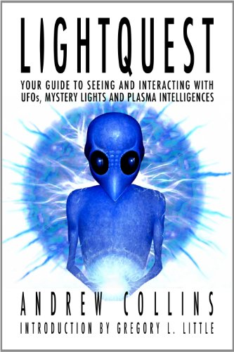 9780940829497: LightQuest: Your Guide to Seeing and Interacting with UFOs, Mystery Lights and Plasma Intelligences