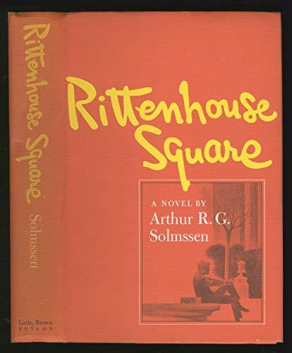 9780940846036: Rittenhouse Square