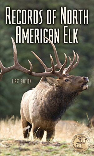 9780940864610: Records of North American Big Game