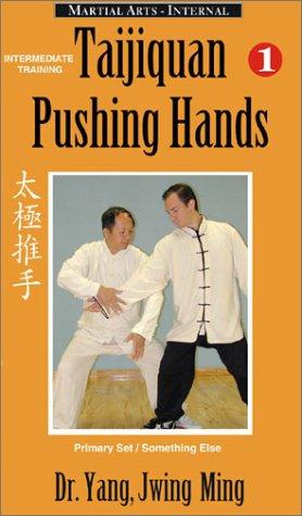 9780940871502: Taiji Pushing Hands 1 (YMAA Tai Chi) Dr. Yang, Jwing-Ming [VHS]