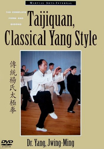 9780940871649: Taijiquan, Classical Yang Style: The Complete Form and Qigong Region