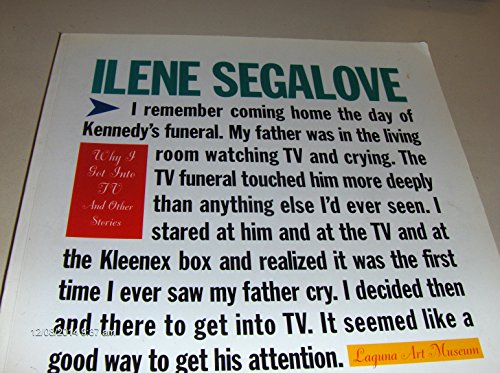 9780940872158: Ilene Segalove: Why I Got into TV and Other Stories