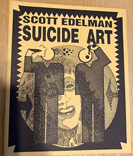 Suicide Art (0940884518) by Edelman
