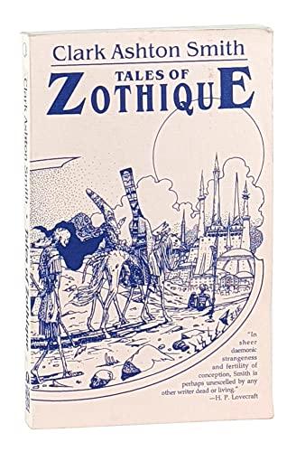Tales of Zothique: Smith, Clark Ashton
